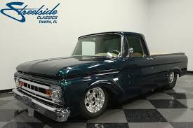 1961 Ford F-100 | Streetside Classics - The Nation's Trusted Classic ... Rboy Features Episode 3 Rynobuilts 1961 Ford Unibody Pickup F100 Wrapped Around A Mercedes 300d Engine Swap Depot 63 Big Window On 2003 Marauder Chassis Truck Used Diesel Trucks For Sale Ebay 1962 F 100 Hot Rod Pickup Truck Item B5159 S Cars Web Museum 1963 Unibad Motor Trend 62 Ford Unibody Pickup Truck Slammed Moon Pie W 472 Big Block Ranchero Courier Considers Small Unibody Autoblog Project Cars Sale Pinterest And