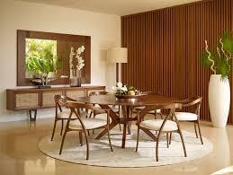 Mid century Modern Dining Room Midcentury Dining Room Miami