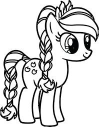Awesome My Little Pony Coloring Pages Princess Twilight Sparkle Alicorn Gallery 7 D