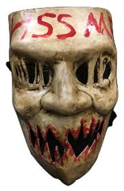The Purge God Mask Halloween by The Purge Masks