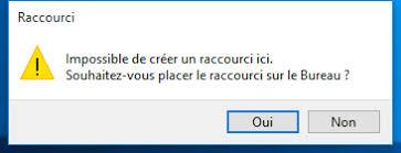 creer icone bureau créer un raccourci avec microsoft edge sur bureau sous windows 10
