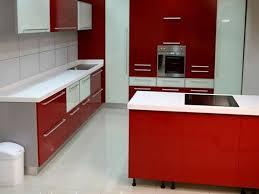 Modular Kitchen House Interior Wooden Furniture In