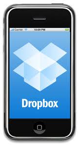 Dropbox now has an iPhone app Geek