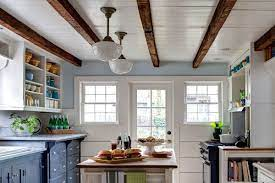 104 Wood Cielings 5 Ideas For Faux Beams This Old House