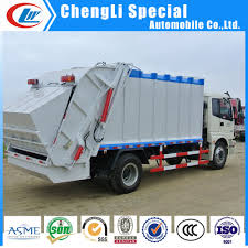 100 Garbage Truck Manufacturers China Manufacturer 8m3 Compactor Photos Pictures