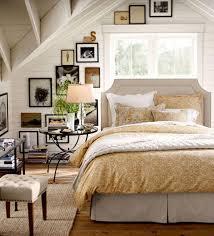 Cozy Bedroom Dcor In Farmhouse Style Inspiration Golden Tones Interior