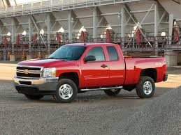 Used 2013 Chevy Silverado 3500HD Work Truck 4X4 Truck For Sale In ...