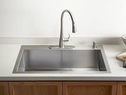 top mount kitchen sink elkay quartz classic 33 x 22 basin