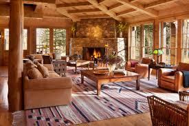 Log Home Interior Decorating Ideas Rustic Design Ideas Log Homes Farmhouse Rustic Home Decor