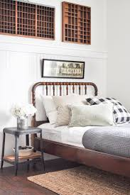 100 Wrought Iron Cal King Headboard Masculine Unfinished by 1092 Best Bedrooms Images On Pinterest Bedroom Ideas Guest