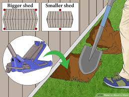 4 ways to move a shed wikihow