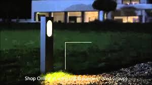 philips ledino outdoor pedestal and wall led lights 1080p hd