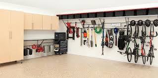 Custom Garage Shelves by Monkey Bar Garage Storage