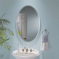 Jensen Medicine Cabinets Recessed by Amazon Com Jensen S368244ovwh Metro Oval Recessed And Surface