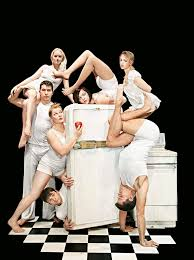 100 Loft Ensemble Berlin Cabaret At The Chamaleon Theatre