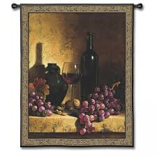Tuscan Wine And Grape Kitchen Decor by 25 Best Kitchen Grapes U0026 Wine Images On Pinterest Kitchen