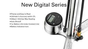 Lezyne Floor Pump Abs2 by Lezyne Digital Floor Drives 2014 Precision Redefined Youtube