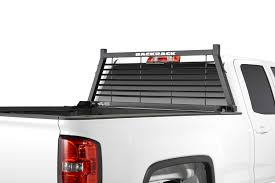 LOUVERED RACK | Louvered BACKRACK™ | Truck Racks
