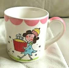 Image Is Loading Whittard Of Chelsea Fairy Cakes Childs Mug Collectable