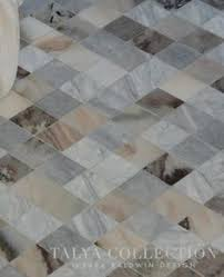 cicero a waterjet mosaic shown in honed afyon white
