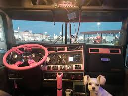100 Grimm Brothers Trucking Pretty In Pink 104 Magazine