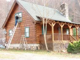 WHAT IS BEST OIL BASE OR LATEX STAINS The Log Home Neighborhood