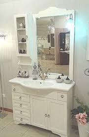 weißes landhaus badmöbel 856640