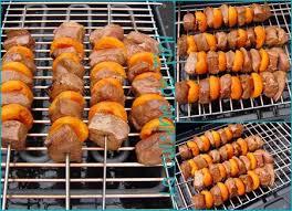 recettes de cuisine d été brochettes de magret de canard aux abricots la cuisine facile de tini