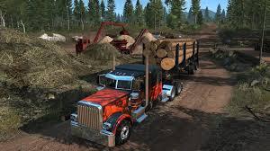 100 Truck Simulators American Simulator Heading To Oregon For Its Newest DLC