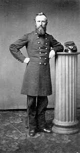 Rutherford B Hayes Photographed In Civil War Uniform 1861