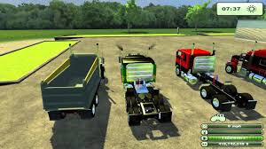 Farming Simulator 2013 Mods - Peterbilt Dump Truck, Peterbilt Semi ... Euro Truck Simulator 2 Xbox 360 Controller Youtube Video Game Party Bus For Birthdays And Events American System Requirements Semi Games Online Free Apps And Shware Best Farming 2013 Mods Peterbilt Dump Challenge App Ranking Store Data Annie Heavy Android On Google Play 3d Parking 2017