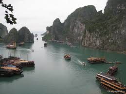 Best Places To Travel In Southeast Asia Halong Bay Vie Boats