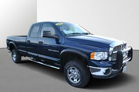 100 2003 Dodge Truck Used Ram 2500 For Sale Ashland WI 3D7KU28D93G862722
