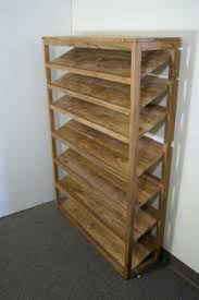 Bench Shoe Storage by Shirley Dark Brown Wood Storage Cabinet Wooden Shoe Storage Bench