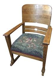 1900s Antique Arts And Craft Mission Rocking Chair Victorian Arts And Crafts Solid Oak Antique Glastonbury Chair Original Primitive Press Back Rocking 1890 How To Appraise Chairs Our Pastimes Bargain Johns Antiques And Mission Identifying Ski Country Home Replace A Leather Seat In An Everyday Wooden High Chair From 1900s Converts Into Rocking Lborough Leicestershire Gumtree Sold Style Refinished Maple American Style Childs Antiquer Rocker Reupholstery Vintage