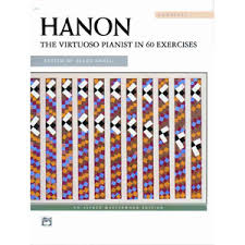 Buy Hanon The Virtuoso Pianist In Sixty Exercises Book III Schirmers Library Of Musical Classics Vol 1073 Nos 44 60 Cheap Price On Alibaba