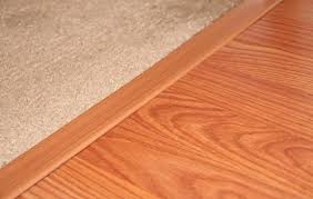 Flexible Transition Strip For Laminate Flooring by Here Is A T Mold With The Track This Shows How They Will