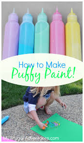 Crayola Bathtub Fingerpaint Soap Target by How To Make Puffy Paint My Frugal Adventures