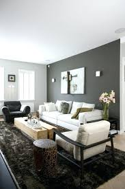 moderne wohnzimmer wandfarben dekoration ideen