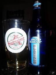 Bud Light Platinum Beer Review