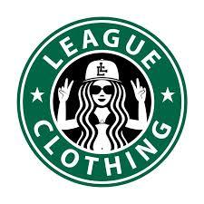 Starbucks Logo Parody Design