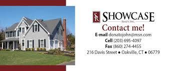 JOHN DONATO Oakville CT Real Estate Agent realtor