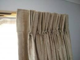 blockout curtains 584x263cm pinch pleat 2 panel blackout pinch