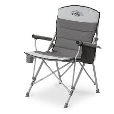 Coleman Camping Oversized Quad Chair With Cooler by Coreequipment Folding Camping Chair U0026 Reviews Wayfair