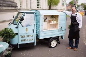 15 Most Adorable Prosecco Vans In The UK VanPortable FoodFlower