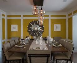 75 graue esszimmer mit gelber wandfarbe ideen bilder