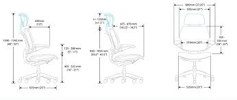 Humanscale Freedom Task Chair Uk by Freedom Task Chair Genesys Office Furniture
