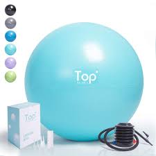 Top Balance Exercise Ball (Multiple Sizes) Extra Thick Yoga ... Weighted Yoga Ball Chair For Kids Adults Up 5 6 Tall Classic Balance Rizzoo Styling Gaiam Backless Pvc Purple Safco Home Office Meeting Gathering Zenergy Black Vinyl Neweggcom Amazoncom Fdp Rectangle Activity School And Table Ficamesitop Page 71 24 Hour Office Chair Inexpensive Top Best Exercise Balls Reviews Youtube Pibbs 3447 Cosmo Threading Hot Item Half Armrest Leather Fabric Parts Swivel Base