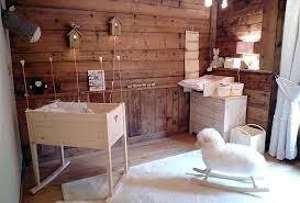 chambre montagne lamarche design chambre de bébé à la montagne