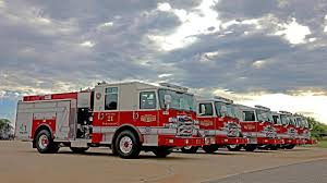 100 New Fire Trucks NEW Oklahoma City Truck Fleet YouTube